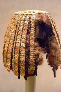 old Egyptian wig