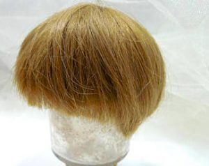 vintage hair piece