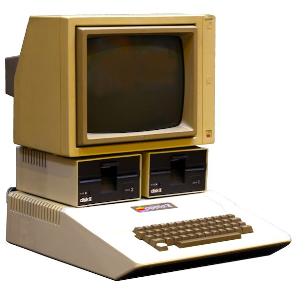 first successful apple computer to hit the consumer market